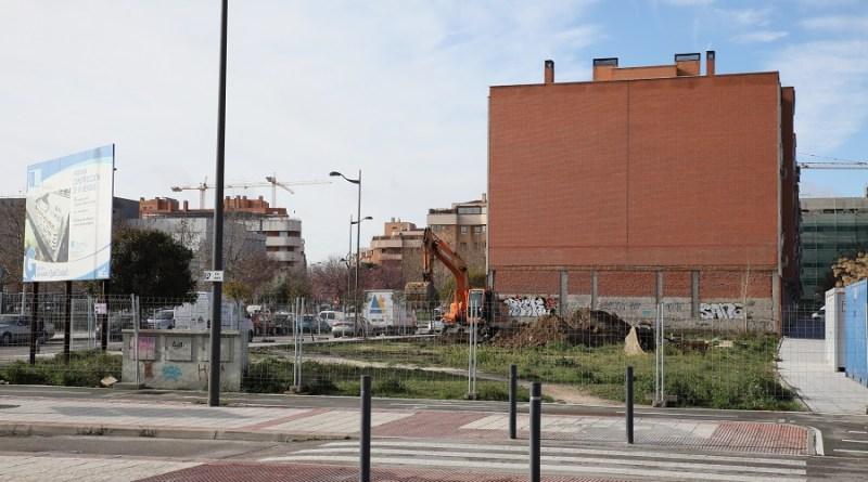 Comienzan las obras de las 147 viviendas de El Rosón de la EMSV