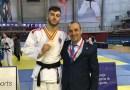 Francisco Ruperto consigue la medalla de bronce en el Nacional Junior de Judo