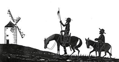 De Quijotes y Molinos con el Colegio Miguel De Cervantes en el Día del Libro