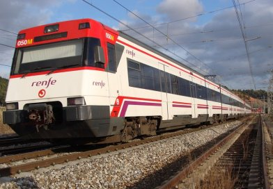 Renfe hará modificaciones en el Cercanías para evitar las vibraciones de la C-4
