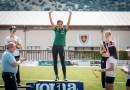 Lidia Sánchez-Puebla oro en 10.000 metros marcha
