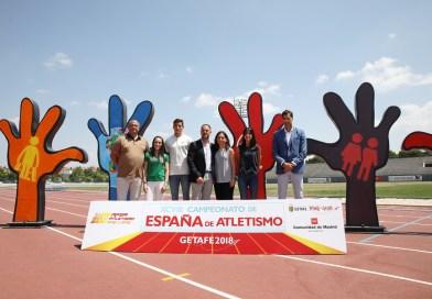 El Campeonato de España absoluto de Atletismo se celebrará en Getafe el 21 y 22 de julio