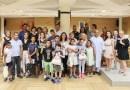 Getafe dió la bienvenida a 9 niños y niñas saharauis