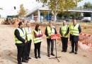 Garrido destaca la inversión de más de 15 millones que realiza la Comunidad en Getafe dentro del PIR