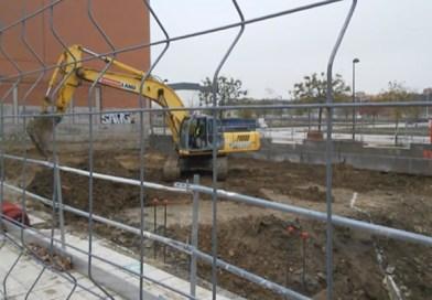 Comienzan los trabajos de descontaminación de la parcela de la EMSV en El Rosón