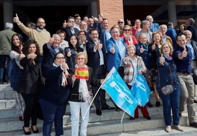 """Carlos González Pereira, PP: """"Quiero hacer de Getafe una ciudad en color"""""""