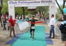 Mario Zazo se proclama campeón del VIII Duatlón Cross Villa de Getafe