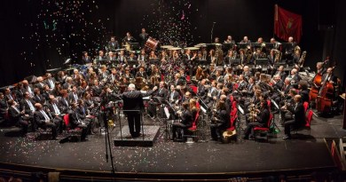 La Banda de Música celebra su 35 aniversario con un concierto