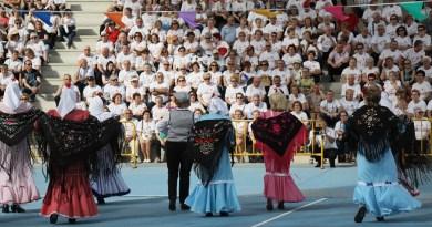 1.200 personas participan en el micromeneito de la Semana de los mayores