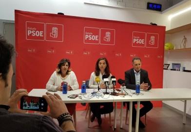 Sara Hernández: «El PSOE se predispone a gobernar en solitario»
