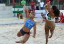 El II Campeonato de España de selecciones autonómicas de Balonmano Playa se celebró en Getafe