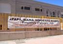 Los alumnos de 3 años del Colegio Miguel de Cervantes no podrán empezar sus clases en la fecha prevista