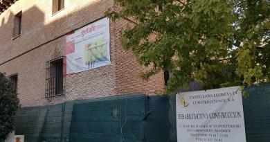 Las obras de la biblioteca Ricardo de la Vega han estado 8 meses paradas «por el impago del Ayuntamiento»
