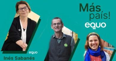 Más País presenta su programa electoral en Getafe