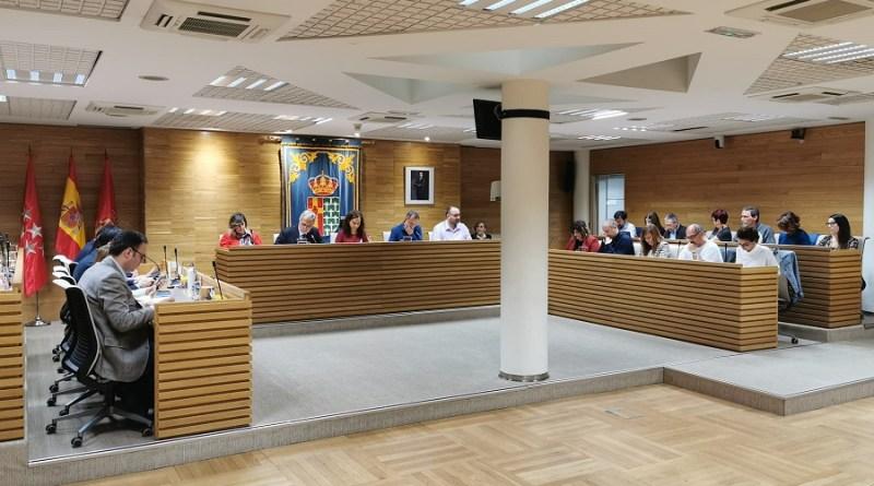 Psoe, Podemos y Mas Getafe aprueban inicialmente los Presupuestos 2020