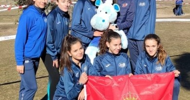 El conjunto sub-16 femenino del Club Polideportivo Getafe competirá en el Campeonato de España de Campo a Través