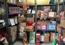 La Policía Local incautó 2.661 artículos no aptos para su venta durante la campaña de Navidad