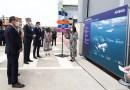 El Rey inaugura junto el presidente del Gobierno el Campus Futura de Airbus