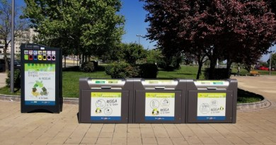 Getafe instala 10 nuevos Puntos Limpios de Proximidad
