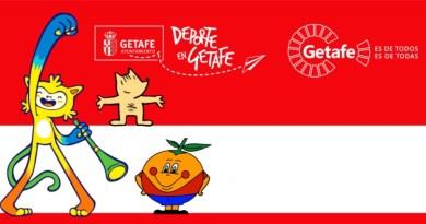 Los alumnos de Primaria diseñarán la mascota de la candidatura Getafe Ciudad Europea del Deporte 2022