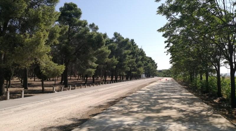 Reabre la vía pecuaria del Cerro de los Ángeles