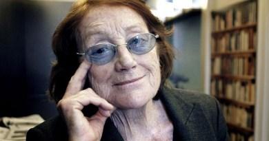 La escritora Rosa Regás recibirá el premio José Luis Sampedro 2021