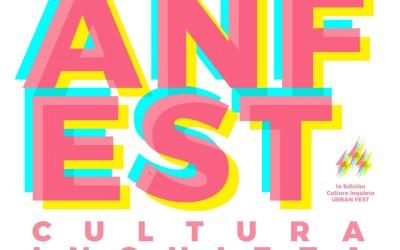 'Cultura Inquieta Urban Fest' transformará los polideportivos Alhóndiga-Sector III y Giner de los Ríos