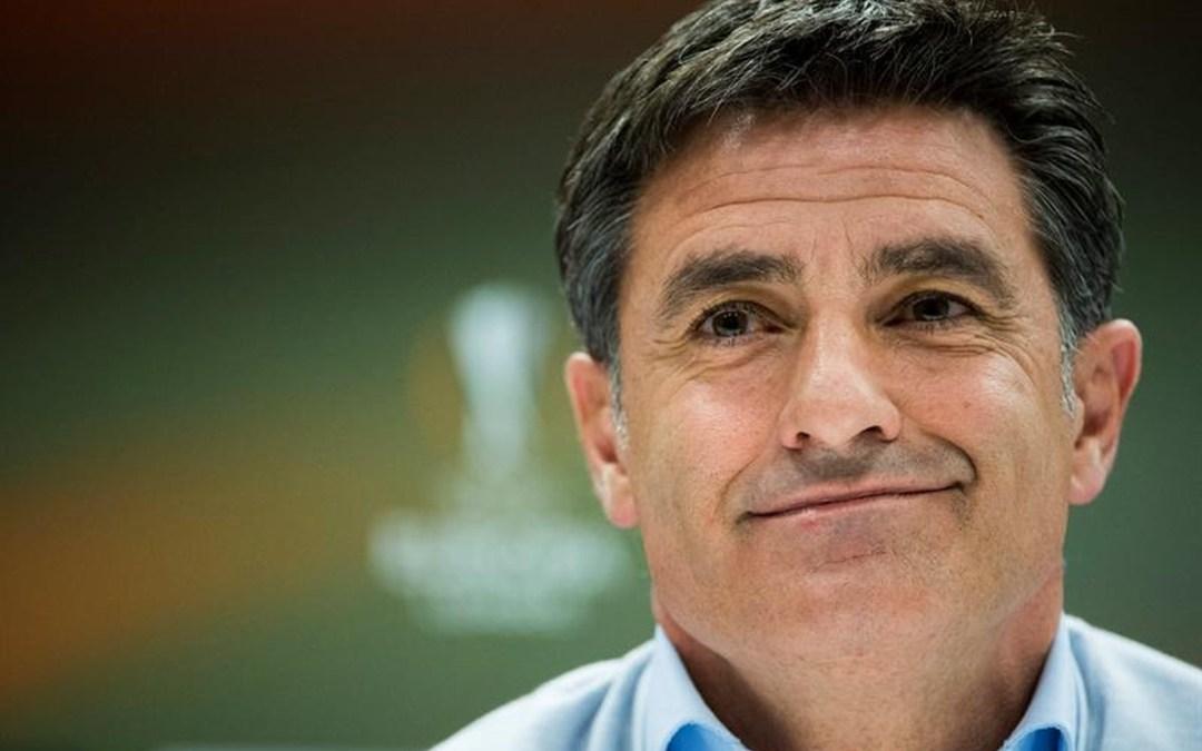 Míchel, nuevo entrenador del Getafe