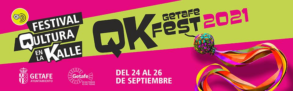 Vuelve el QKFest del 24 al 26 de septiembre