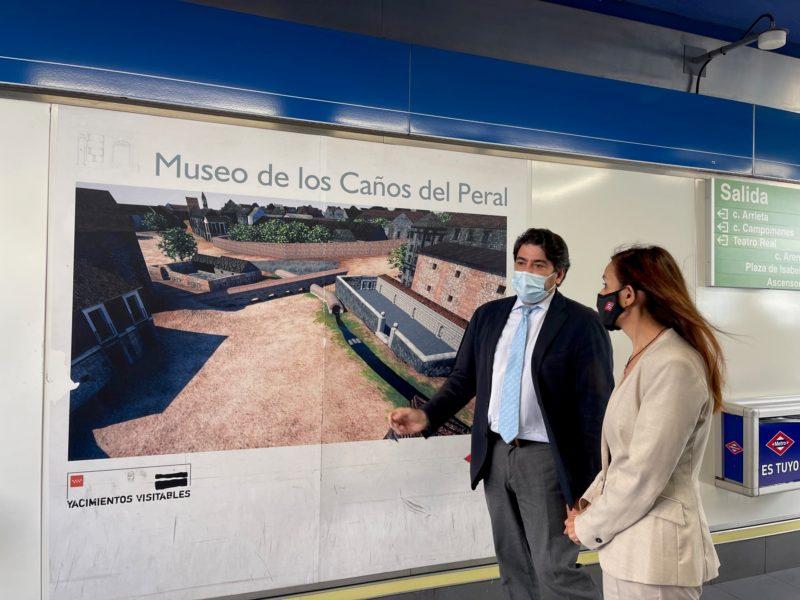 Metro recoge en una guía 147 elementos de interés cultural