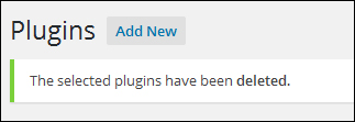 Updating And Deleting Plugins Safely From Your WP Dashboard