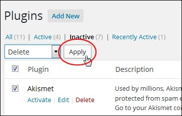 How To Automatically Update And Delete Plugins Inside The WordPress Admin Dashboard