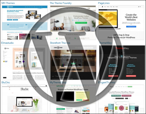 What is a WordPress Theme - Understanding Themes