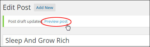 A Step-By-Step Guide To Creating A Post In WordPress