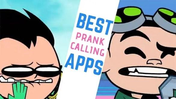 Best Prank Calling Apps
