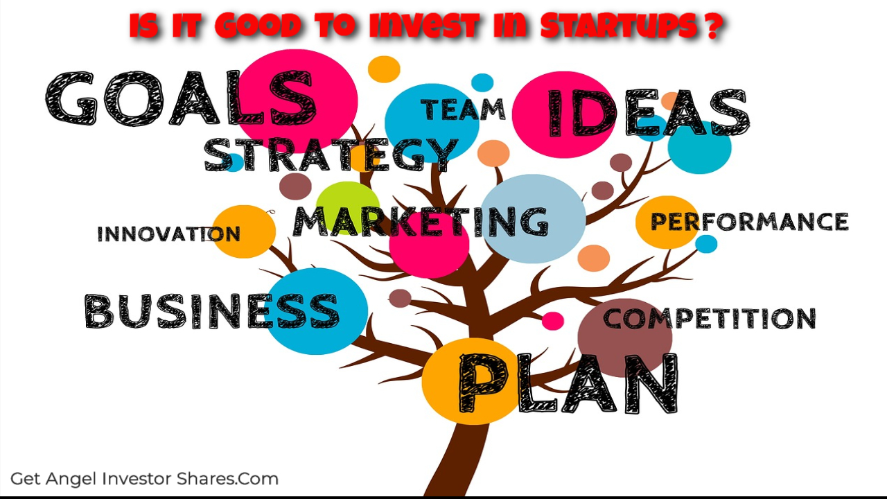 Is It Good To Invest In Startups? - Focused Of Angel Investing