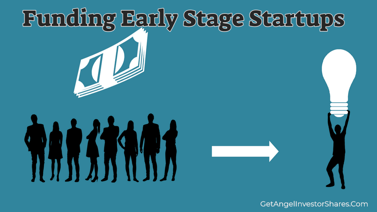 Funding Early Stage Startups
