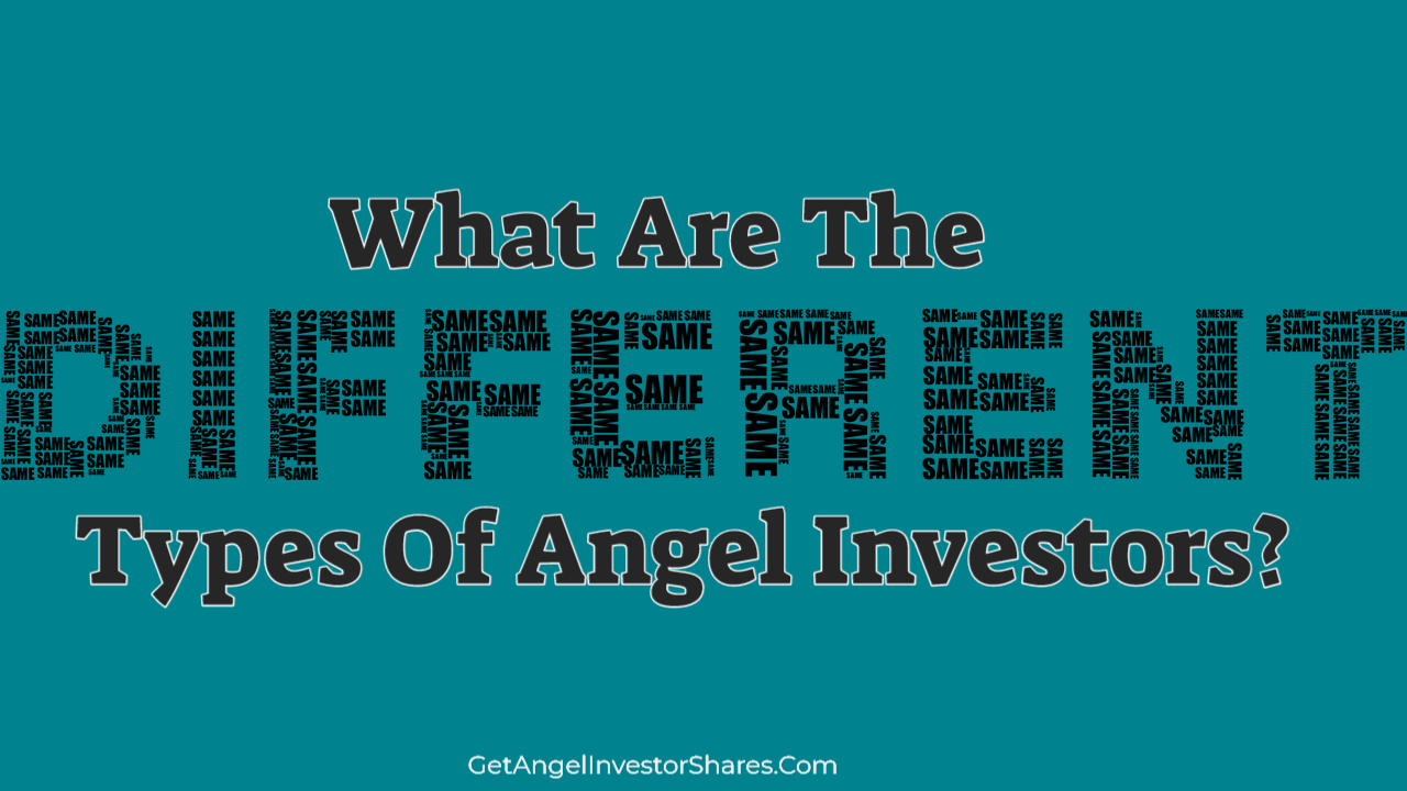 What Are The Different Types Of Angel Investors?