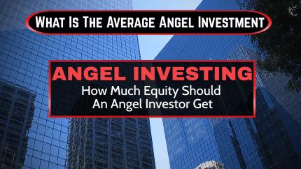 Average Angel Investment