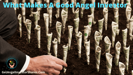 What Makes A Good Angel Investor
