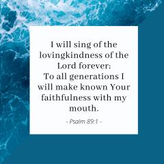 (1) Psalm 89_1