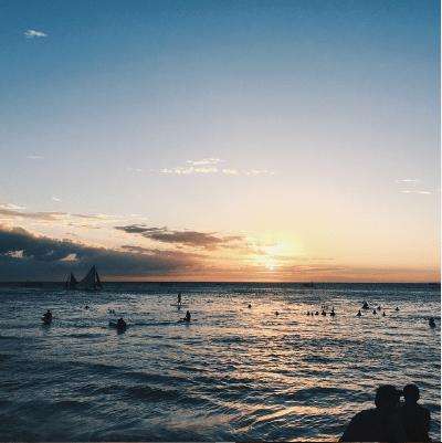 Boracay's Sunset