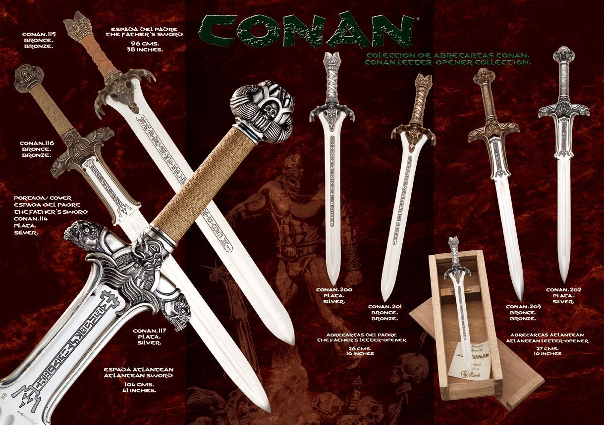 Fantasy Swords Knives And Daggers