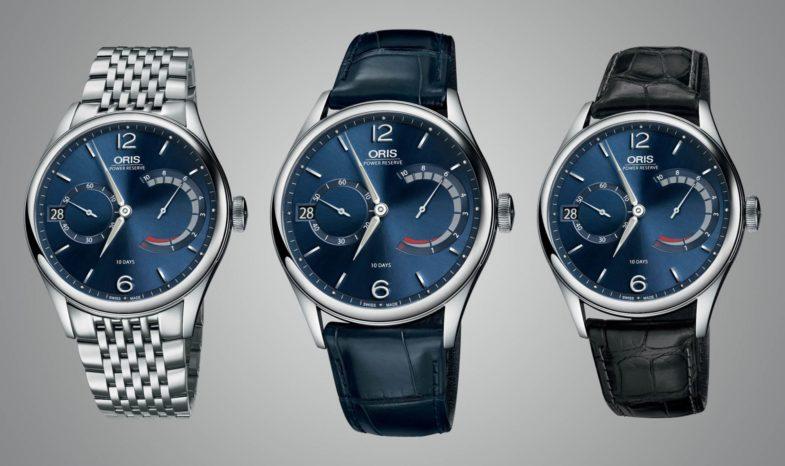 Ориентировочная цена Oris Artelier Calibre 111 Blue Dial составляет 5500 швейцарских франков.