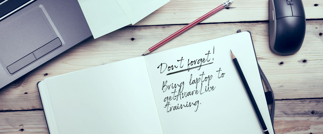 Stay On Track with Pre-Conference Training