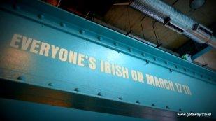 Everyone's Irish on 3/17