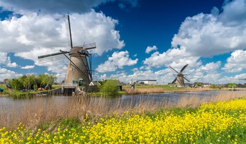 kinderdijk-windmills