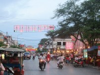 Siem Reap city
