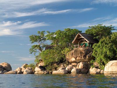 Mumbo Island Rooms