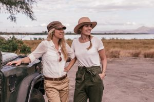 Becky van Dijk and Vanessa Rivers - Founders Travel Girls Getaways